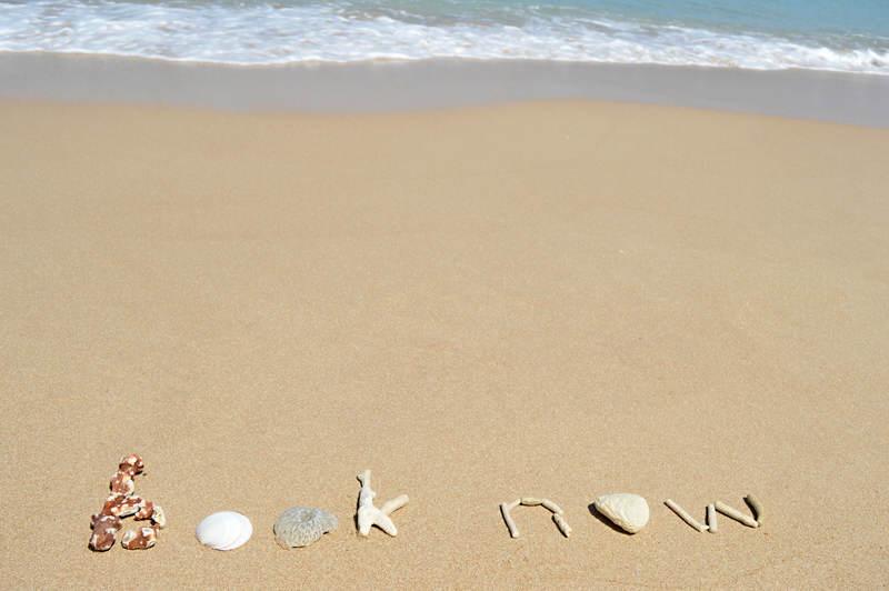 hospitality marketing book now beach