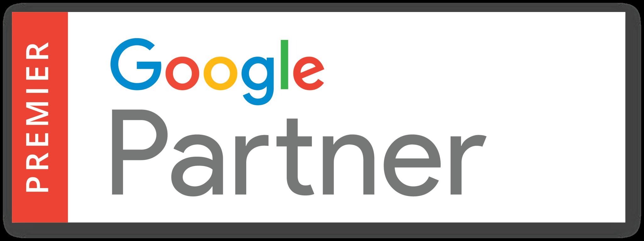 Google-Premier-Partner badge