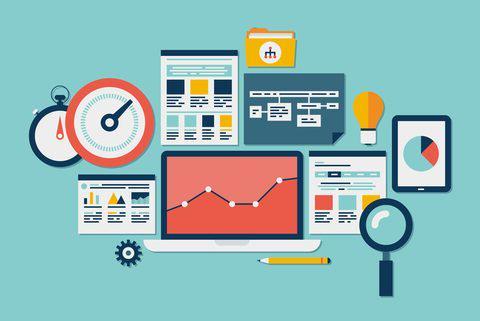 website audit concept