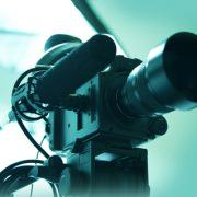 Online Video Marketing Concept