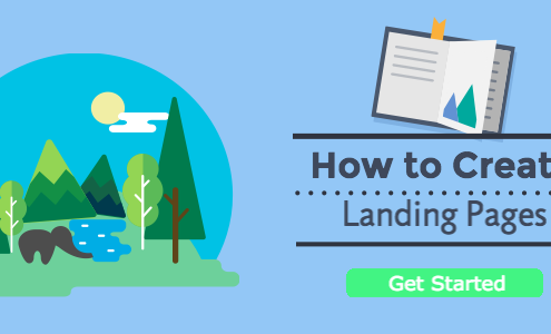 create best high converting landing pages featured