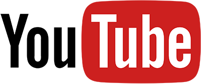 youtube official logo flat