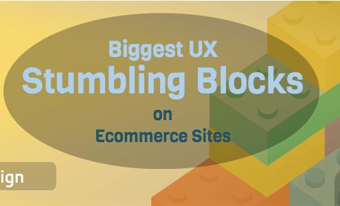 ux stumbling blocks ecommerce featured image