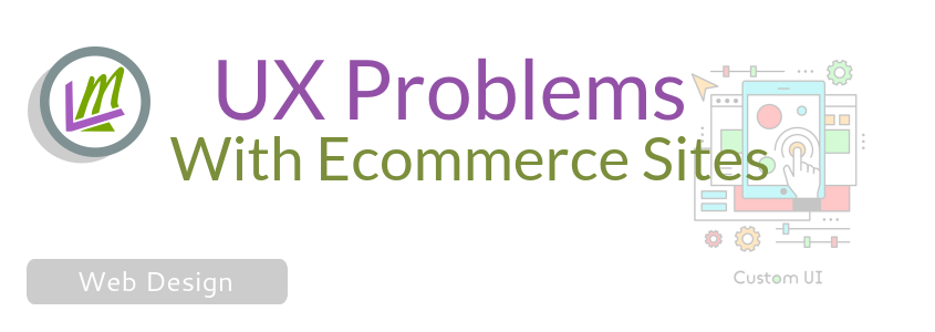 ux problems ecommerce featured image
