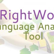rightword language analysis tool release blog