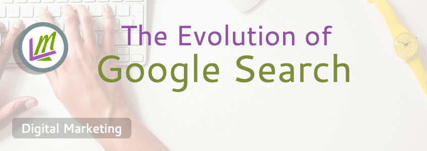 the history and evolution of google search featured image