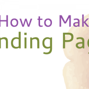 how to make high converting landing pages featured