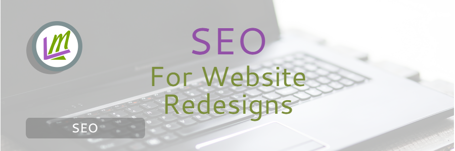 website redesign SEO