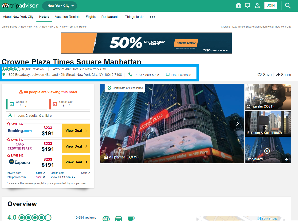 Hotel Search Engine Optimization (SEO)   Leverage Marketing, LLC
